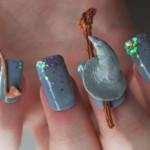 Gandalf Nail Art