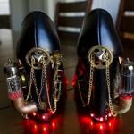 Steampunk High Heels
