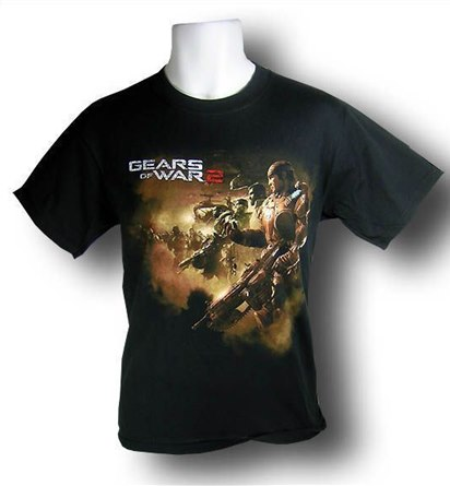 Gears of War 2 Marching Tee