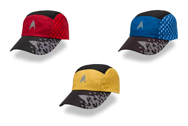 Star Trek Ball Caps