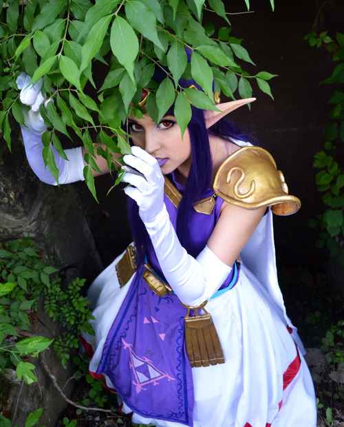 Princess Hilda Cosplay