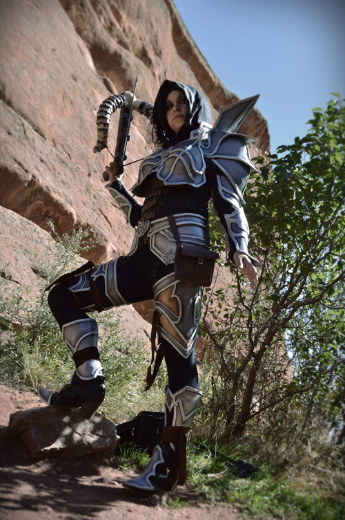 Diablo Female Demon Hunter Cosplay