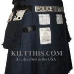 TARDIS Kilt